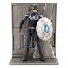 z Captain America Unmasked - Marvel Select - 7''