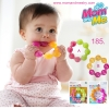 Munchkin Fun Ice Ring Teether ยางกัด BPA Free