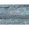 HHSD-005 size 6x30 cm. สันหินกาบคริสตัลบลู CrystalBlue QuartzSlate