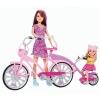 z Barbie Sisters Bike for Two! Doll 2-Pack ของแท้100% นำเข้าจากอเมริกา