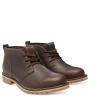ลด ล้างสต๊อก รองเท้า Timberland MEN'S GRANTLY CHUKKA BOOTS Dark Brown size 42,43,44.5 พร้อมกล่อง