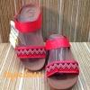 รองเท้า FITFLOP MANYANO SLIDE สีแดง 570 บาท
