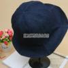 Pre-order หมวกยีนส์ปีกกว้าง หมวกเกาหลีแท้ หมวกฤดูร้อน กันแดด กันแสงยูวี สียีนส์เข้ม