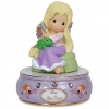 Z ''Live Your Dream'' Musical Rapunzel Figurine by Precious Moments