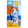 """ Beach Towel Frozen Olaf ของแท้ นำเข้าจากอเมริกา"
