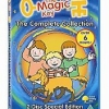 The Magic Key The complete Collection 12 Disc VCD Lang: Eng