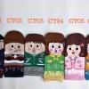 ถุงเท้าเกาหลี Cartoon Set