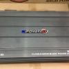 เพาเวอร์แอมป์รถยนต์ คลาสดี 8000 w ยี้ห้อ POWERVOXรุ่น I810