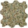 HHMN-02 size 30x30 cm. โมเสคไซด์เล็ก Ocean Green