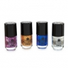 z Beautifully Disney Mini Nail Polish Set - Tangled Web