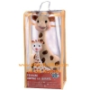 z Vulli Sophie Giraffe Set (Soft Toy and Natural Rubber) (ของ พร้อมส่ง)
