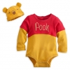 Z Winnie the Pooh Disney Cuddly Bodysuit Costume Set for Baby (12-18month)
