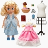 z Limited Edition Deluxe Cinderella Doll Set ตุ๊กตาดีสนีย์ แอนิเมเตอร์ เจ้าหญิงซินเดอเรล่า เซ็ตพร้อมชุดตัดเสื้อผ้า