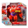 z Baymax Mech Deluxe Flying Action Figure - Big Hero 6