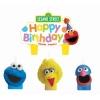 Sesame Street Party Molded Cake Candle เทียนงานวันเกิด ครบ1ขวบ ของแท้ นำเข้าจากอเมริกา