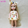 Z W118 เสื้อผ้าตุ๊กตา- Disney Animators' Collection Doll - 16'' (พร้อมส่ง)