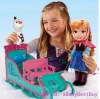 z Disney Frozen Anna and Sleigh from USA ของแท้100% นำเข้าจากอเมริกา