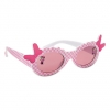 z Minnie Mouse Sunglasses for Girls - Gingham