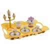 z Belle Enchanting ''Be Our Guest'' Tea Set(พร้อมส่ง)