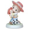 z ''Yodel-Ay-Hee-Ho I Sure Like You'' Jessie Figurine by Precious Moments