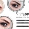 Cosluxe SlimBrow Pencil ดินสอเขียนคิ้ว # สีน้ำตาลอ่อน Caramel