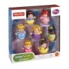 z Fisher Price Little People Disney Princess Figure Pack.