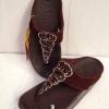 รองเท้า fitflop เพชรวงกลมสีน้ำตาล 730 บาท