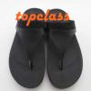 fitflop Shoes LuLuลูลู่ประดับเพชรสีดำล้วนราคา550บาท