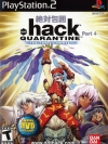 Dot Hack Part 4 Quarantine [USA]
