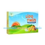 Lipo Twin 1กล่อง