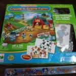 จิ๊กซอว์ create a scene farm