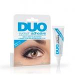 **พร้อมส่งค่ะ** กาวติดขนตาปลอม Duo Eyelash Adhesive, Clear-White (7 g)