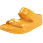 รองเท้า Fitflob Walkstar slide Sun flower สีเหลือง No.FF134