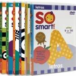 So Smart สอนคำศัพท์พื้นฐาน มี 7 แผ่น ราคา 210 บาท
