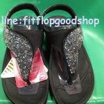 รองเท้า Fitflob Limited รุ่นเพชรกระจายใบไม้   No.FF642