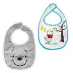 Z Winnie the Pooh Bib Set for Baby