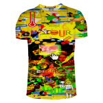 เสื้อยืดพิมพ์ลาย MR.GUGU & Miss GO : Systaime2 T-Shir