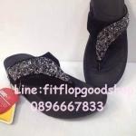 รองเท้า Fitflob Rockchic สีดำ No.FF596