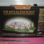 3-D royal pavilion