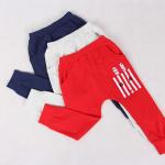 M12033_กางเกงขายาว CI&SI_สีแดง