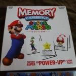 Memory challeage super mario