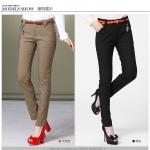 (Pre-Order) กางเกงทำงาน กางเกงแฟชั่น กางเกงลำลอง แฟชั่นสไตล์เกาหลี 2014