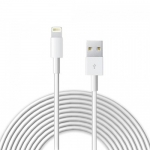 Cable USB To IPHONE5 (3M) White