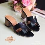 รองเท้าแฟชั่น แบบสวม ส้นสูง Style Hemes