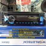 ดีวีดี วิทยุติดรถยนต์ ยี้ห้อ WORLDTECH รุ่น WT-DVD9178