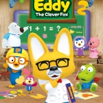 Eddy The Clever Fox Pororo 2 disc VCD
