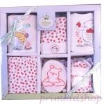 ชุด Gift set Disney Baby แท้ ลายหมีพูห์ สำหรับเด็กอ่อน 6 ชิ้น
