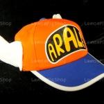 หมวก ARALE อาราเล่ สีส้ม