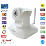 EasyN H3-147V Wi-Fi HD IP Camera 1080P 3x Digital Zoom