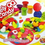 แป้งโดว์ ชุด Lovely QQ Candy